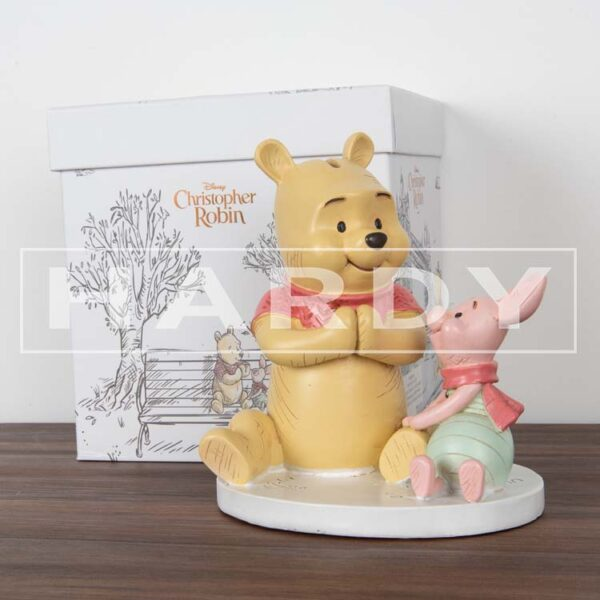 Pooh en Knorretjes spaarpot