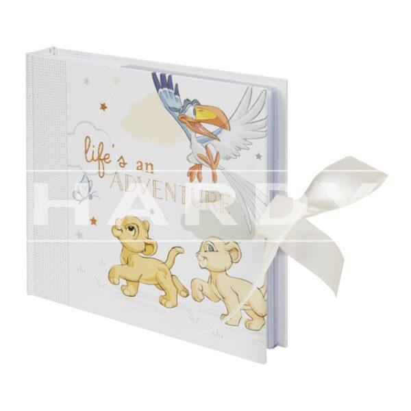 foto album Simba en Nala