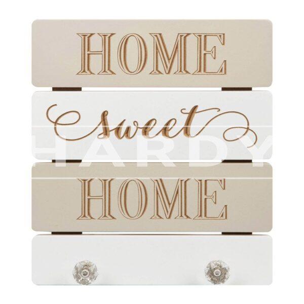 Kapstok Home Sweet Home