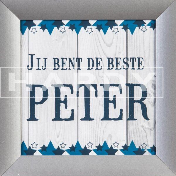 Jij bent de beste peter