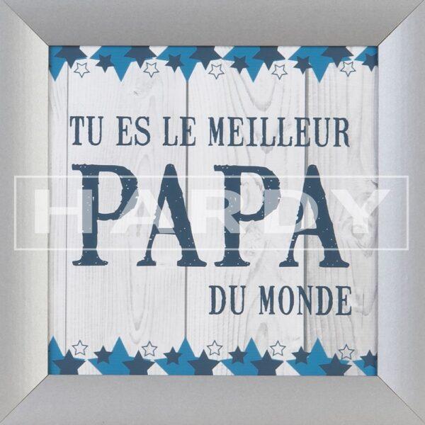 Tu est le meilleur papa du monde
