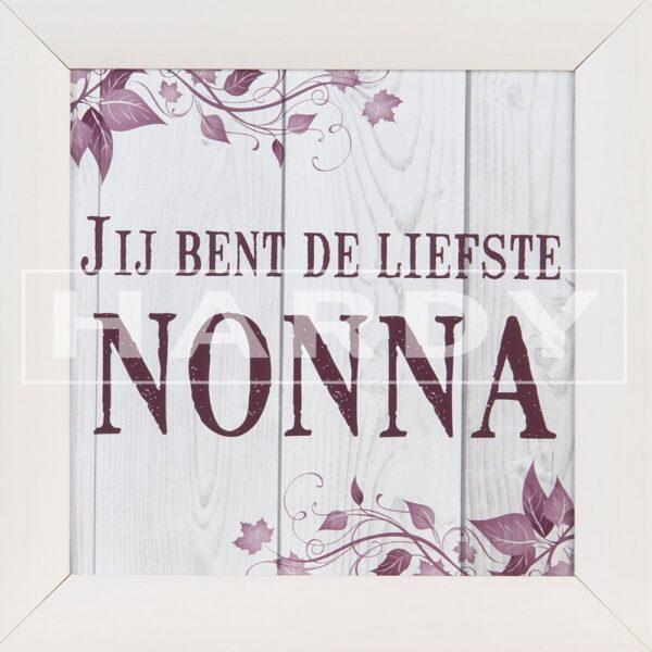 Jij bent de liefste nonna