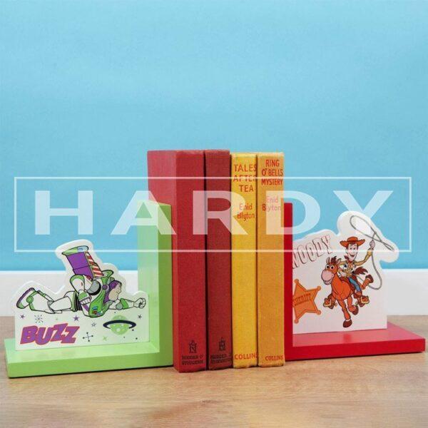 Boekenhouders, boekensteunen Disney Toy Story
