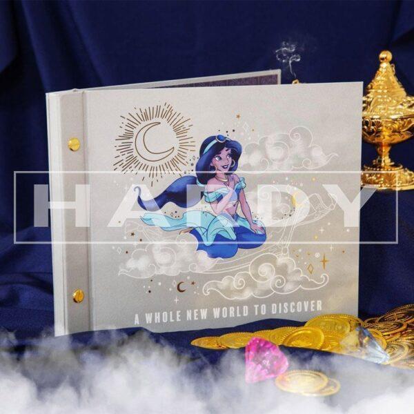 Yasmine, Aladdin