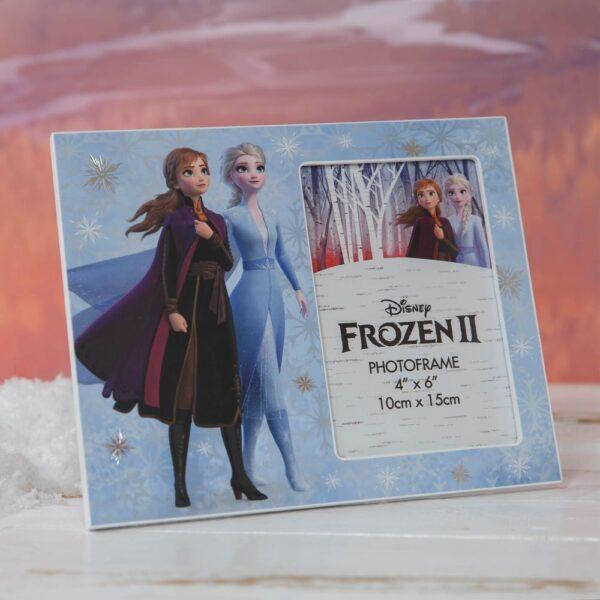 Fotokader Frozen, Anna en Elsa