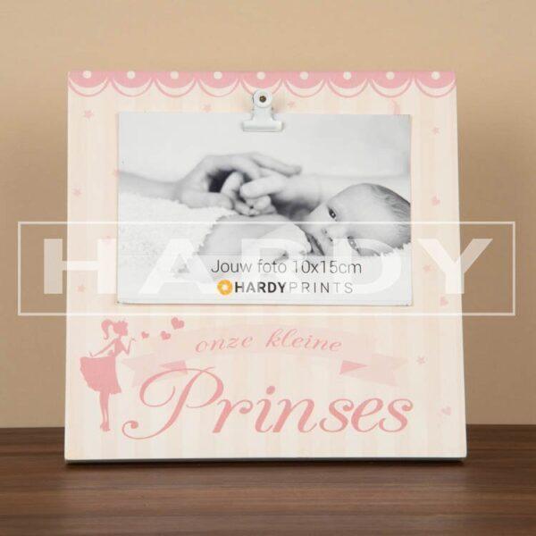 tekstblok Fotoblok 'Onze kleine prinses'