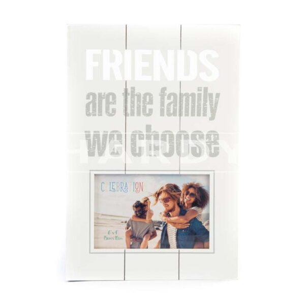 Friends houten bord 21 x 31 cm