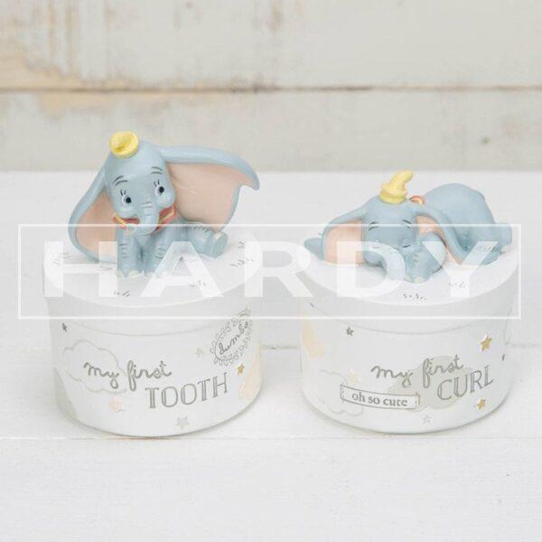 Bewaardoosjes tand en krul - Dumbo