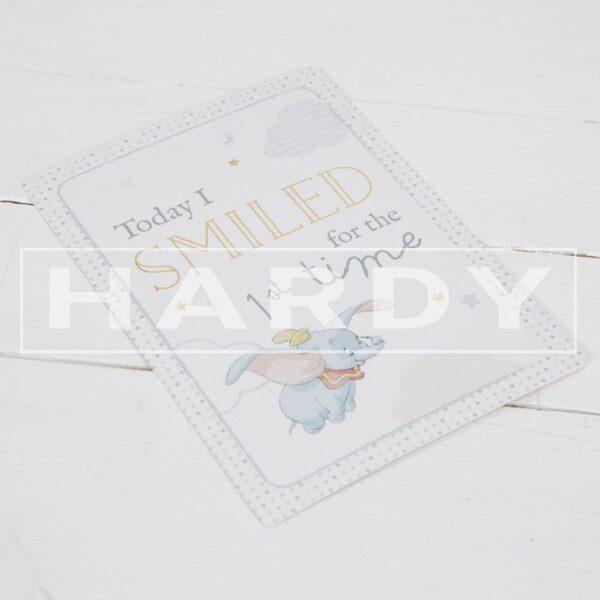 milestone cards dumbo