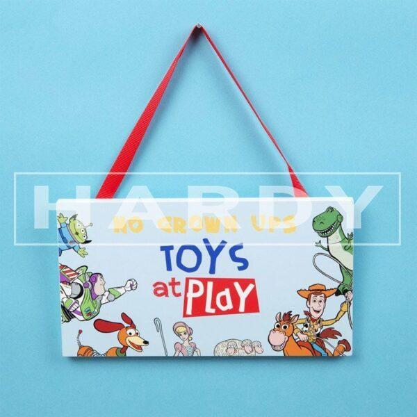 Toy story muurdecoratie