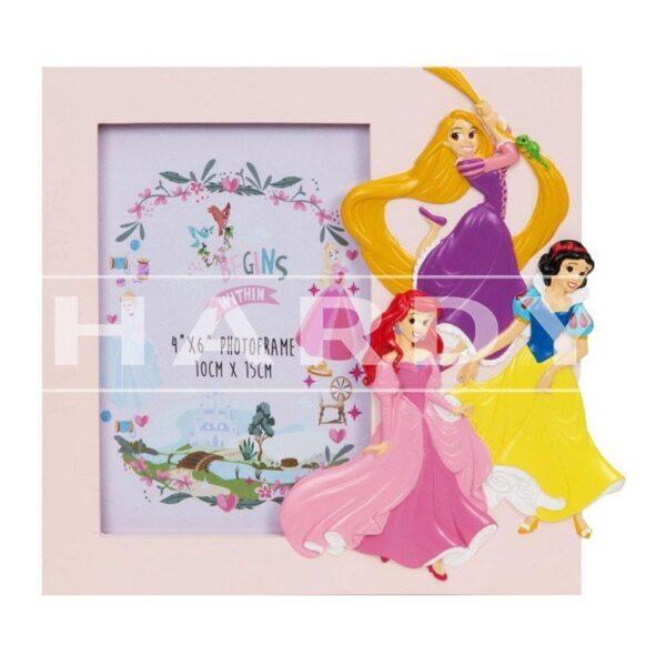 Kader 10/15 Rapunzel, Sneeuwitje en Ariel