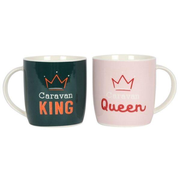 mok caravan king en queen