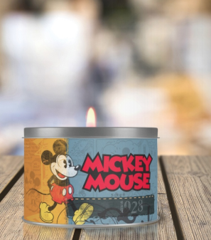 Groupe Francal - Geurkaars - Mickey Mouse- Disney