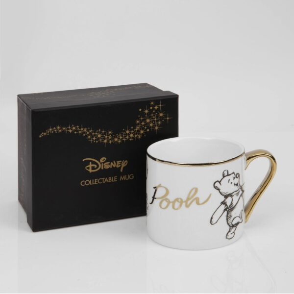 DIsney Tas of mok, Disney Classic collectables, Winnie de Poeh