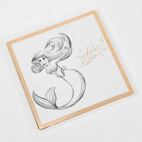 onderlegger Ariel De Kleine Zeemeermin - Disney Classic Collectables