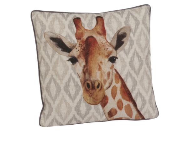 decoratief kussen giraf