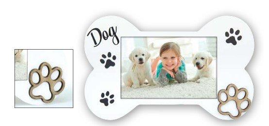 kader dog - hondenbot - hondenpootjes - fotokader