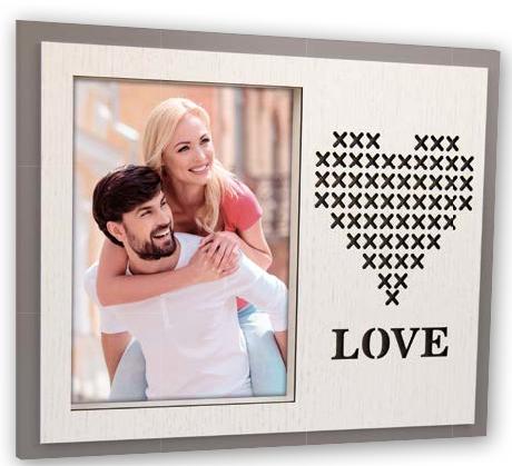 love- fotokader - decoratie - valentijn
