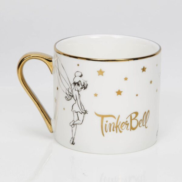 Tinkerbell, tinkelbel, Peter Pan DIsney Tas of mok