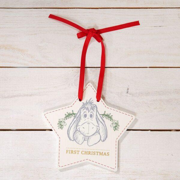 First Christmas - Eeyore - Disney