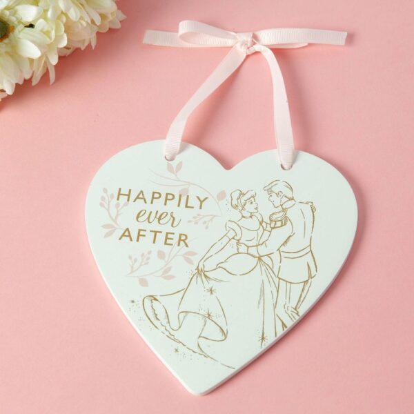 Happily ever after - Assepoester en prins decoratie - Disney