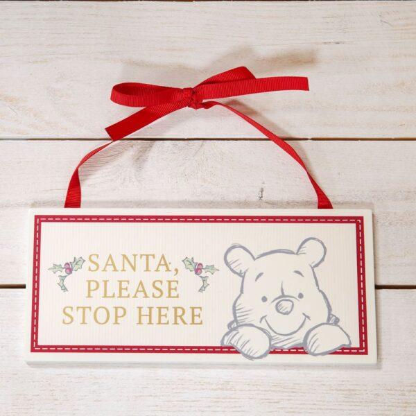 Poeh Santa Please stop here - hanger