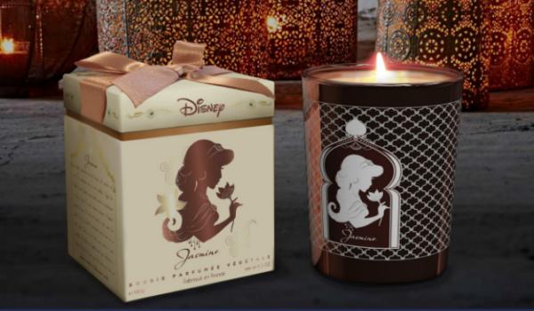 jasmine - Alladin - Disney Geurkaars - Francal