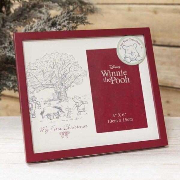 Kader My First Christmas - Winnie de Poeh