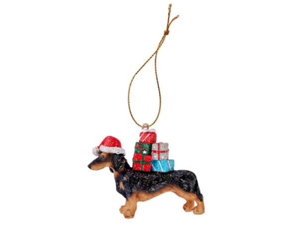 kersthanger dashhund of teckel