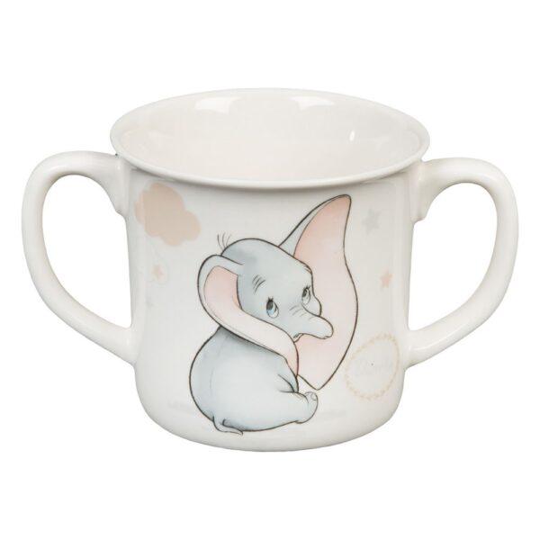 Dumbo mok of tas met twee oren om te leren drinken - baby - kinderen