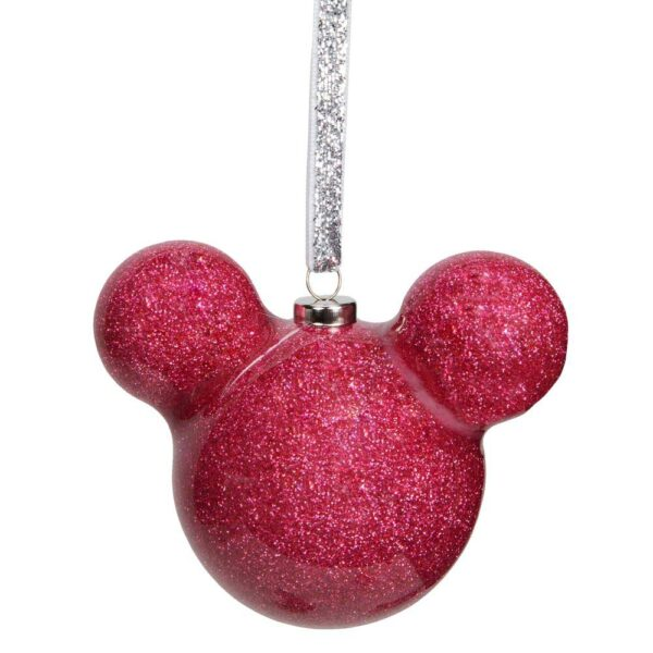 kerstbal Mickey Mouse of Minnie Mouse - Disney