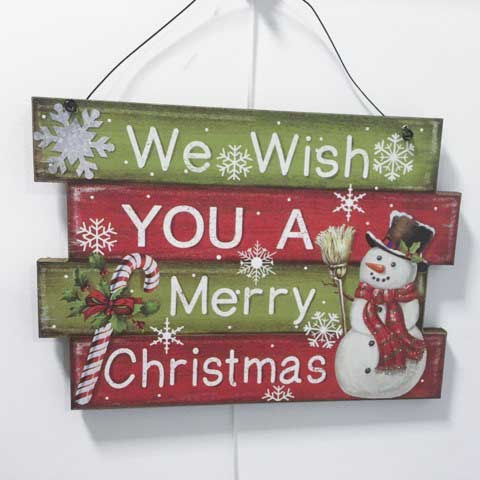 Tekstplaatje Kerstmis