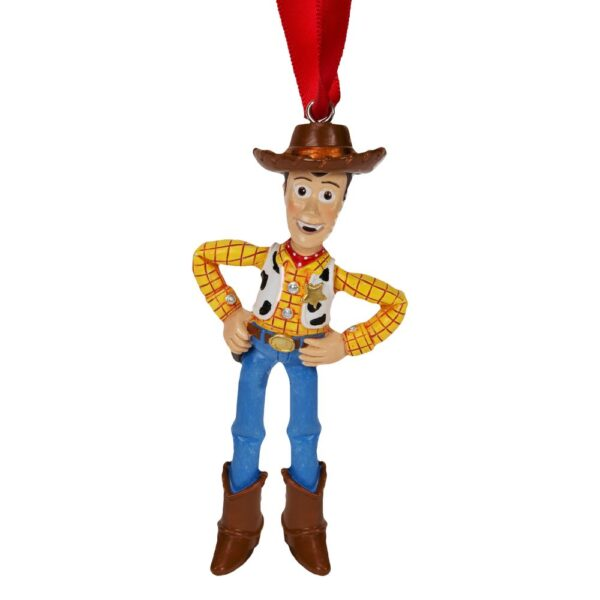 hanger woody toy story Pixar kersthanger