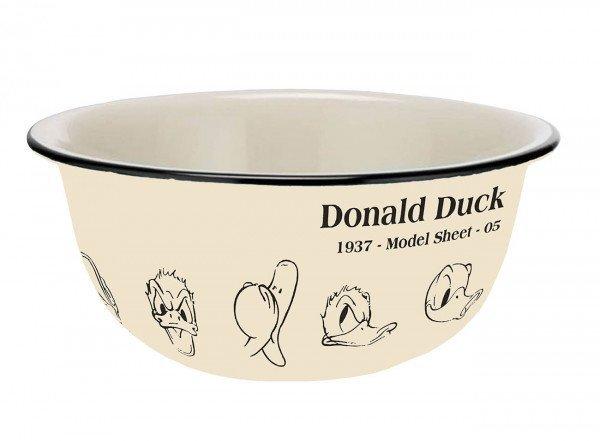soepkom of ontbijtkom Donald Duck Vintage
