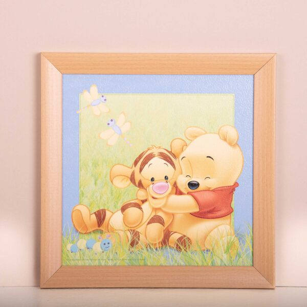 Teigertje en Winnie de Poeh baby - kinderkamer decoratie - Disney