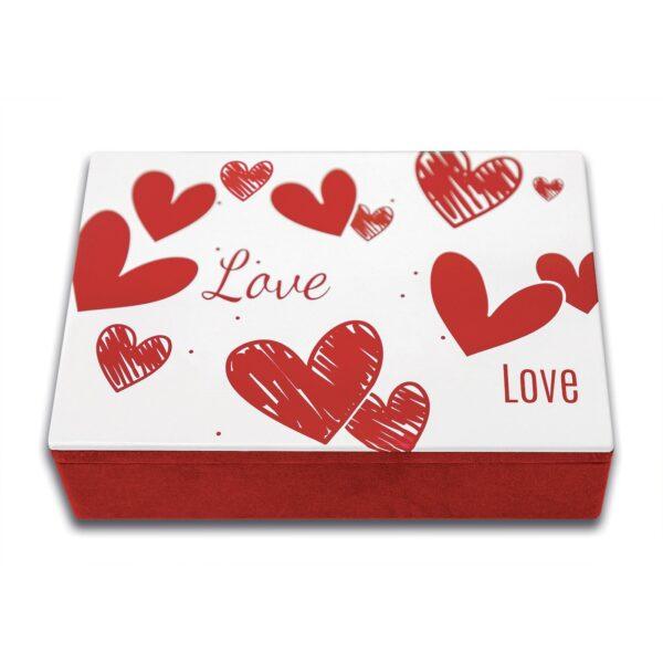 BOX-fotobox 10x15 - Love - valentijngeschenk