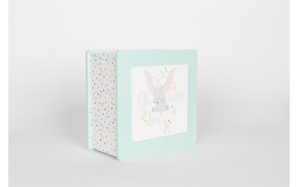 Dumbo bewaardoos - keepsake box of speelgoeddoos - mintgroen - Disney