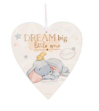 Dumbo - Dombo - houten Disney Hartje
