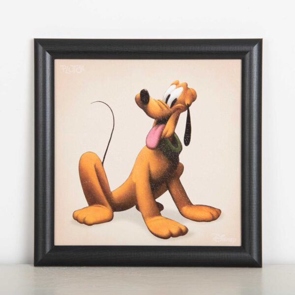 Pluto Disney Kader decoratie