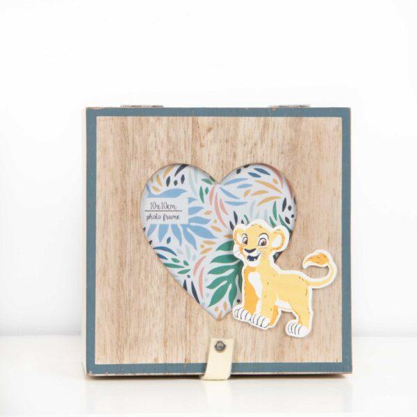 bewaardoos of keepsake box van Simba Disney De Leeuwenkoning