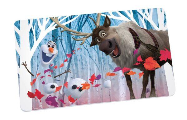 broodplank of ontbijtplank van Olaf en Sven uit Frozen - Disney