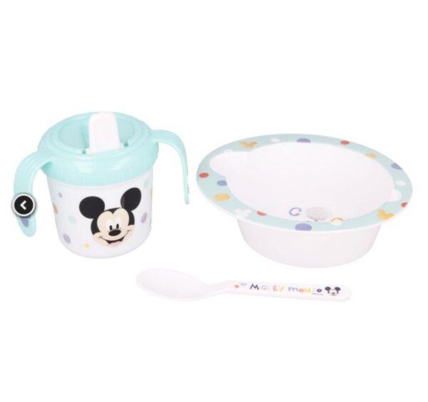 mijn eerste eetset - Disney Baby - Mickey Mouse