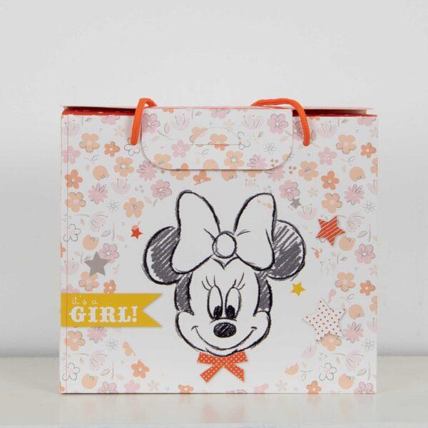 Disney baby Minnie Mouse geschenkdoosje