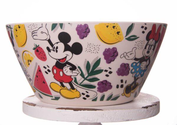 saladekom of fruitschaal Mickey en Minnie picnic, Disney