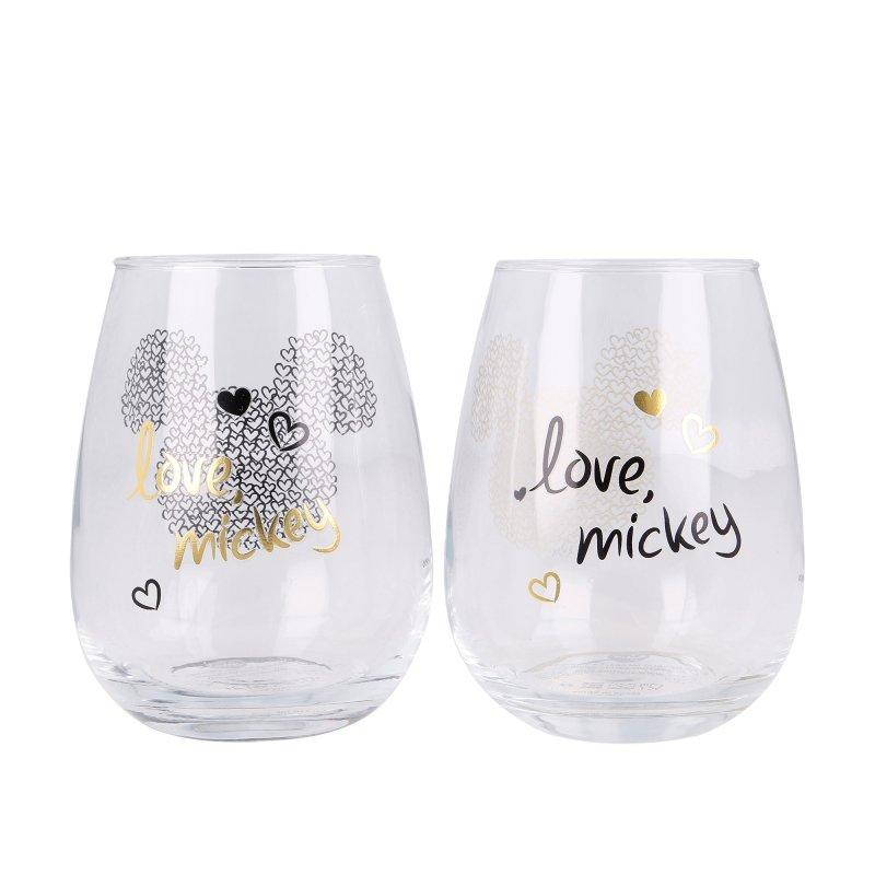 glazenset Minnie Mouse Disney
