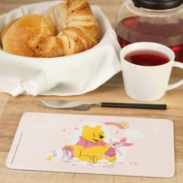 Winnie de Poeh en Knorretje ontbijtplank - Keuken