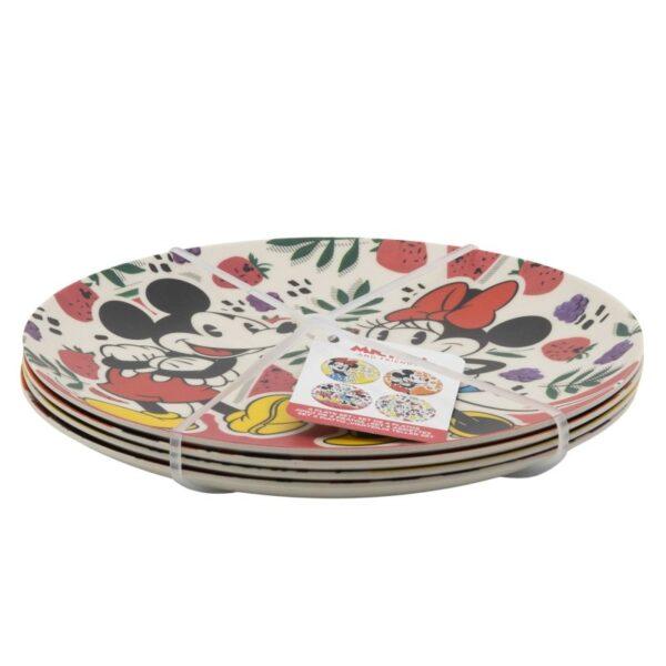 borden Mickey en Minnie Picknick set