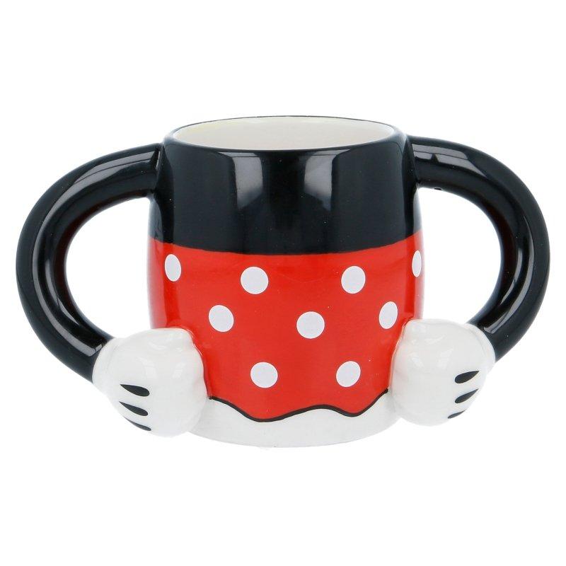 minnie Mouse tas of mok