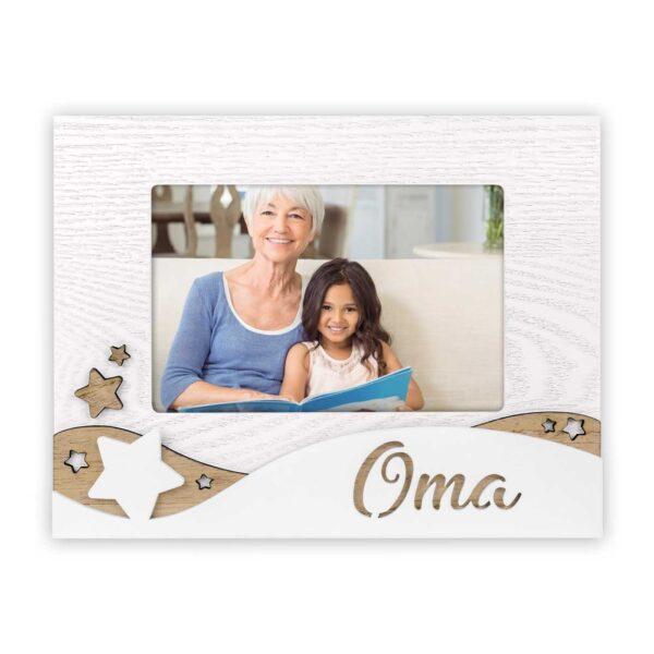 geschenk voor oma, Moederdag, fotokader
