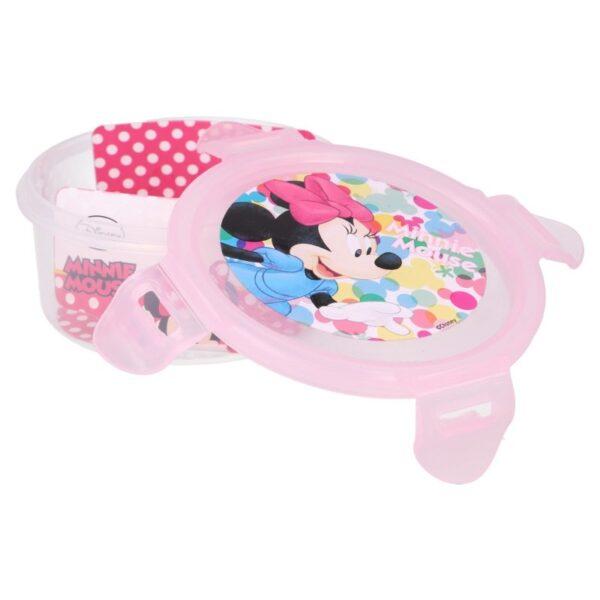rond koekendoosje Minnie Mouse